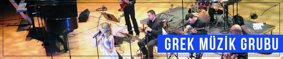 grek müzik grubu izmir